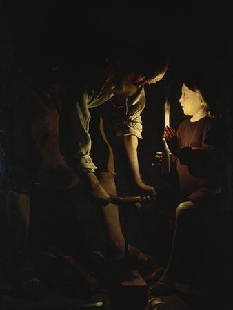 St, Joseph, the Carpenter, C. 1642
