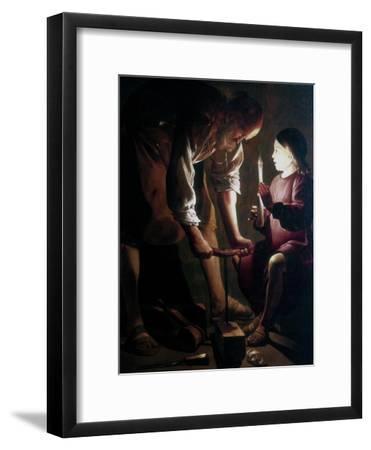 St Joseph the Carpenter, C1640