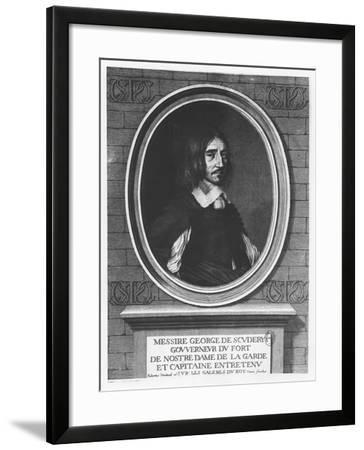Georges De Scudéry-Robert Nanteuil-Framed Giclee Print