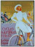 Cycles Automobiles Legia, 1898-Georges Gaudy-Giclee Print