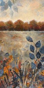 Gilded Horizon II by Georges Generali