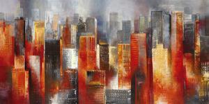 Metropolis Vista I by Georges Generali