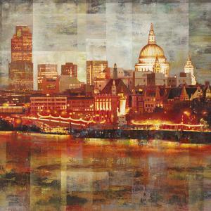 Night City II by Georges Generali