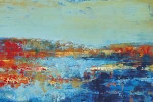 Shoreline Glimmer II by Georges Generali