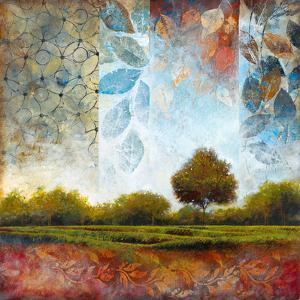 Silver Skies II by Georges Generali