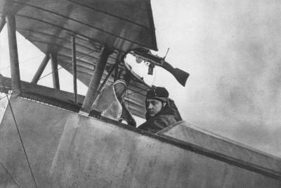 Georges Guynemer, French Fighter Ace, C1916--Giclee Print