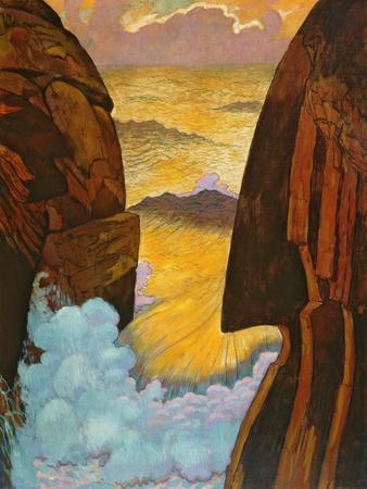 The Green Wave, Vorhor, C.1896-7