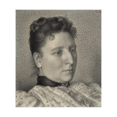 Portrait of Anna Boch, 1894