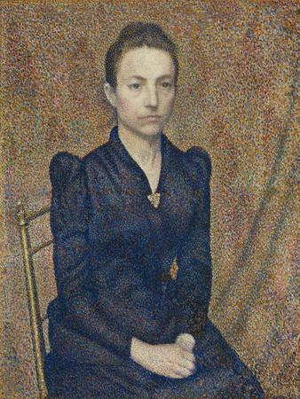 Portrait of the Artist's Sister, 1891