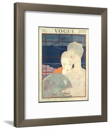 Vogue Cover - December 1917