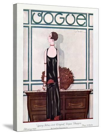 Vogue Cover - February 1925