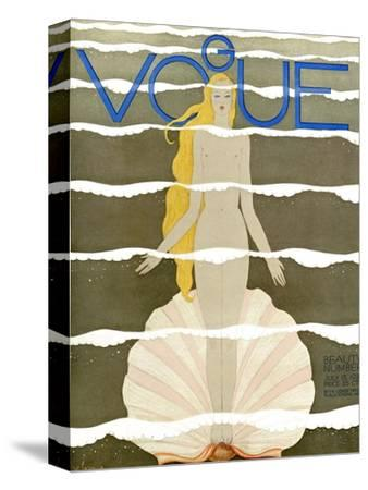 Vogue Cover - July 1931 - Venus