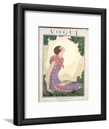 Vogue Cover - June 1925