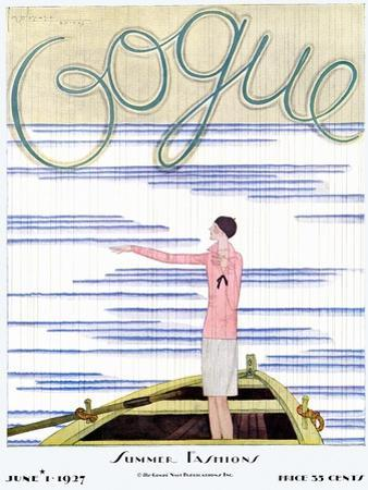 Vogue Cover - June 1927