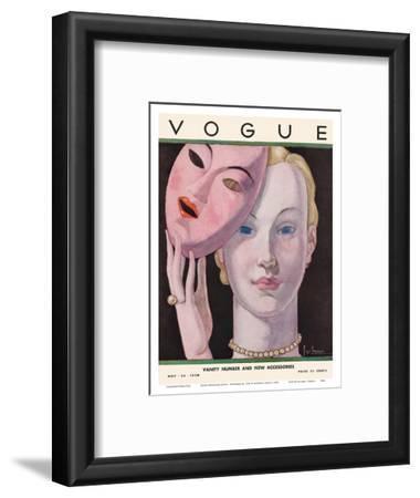 Vogue Magazine Cover - November 24, 1930