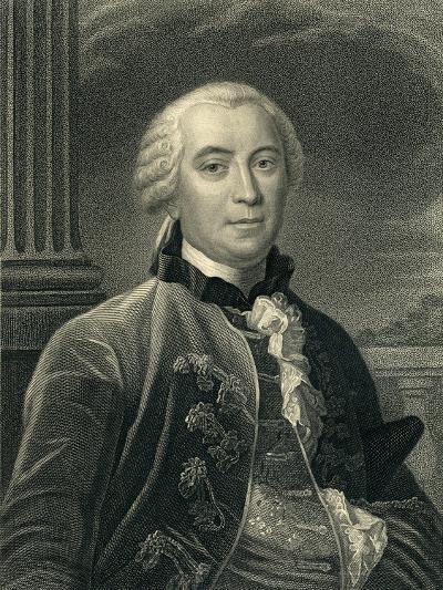 Georges-Louis Leclerc (1707-88) Count De Buffon--Giclee Print