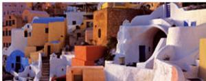 Greek Village by Georges Meis