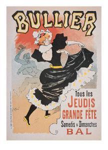 Bullier by Georges Meunier