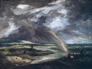 The Storm by Georges Michel