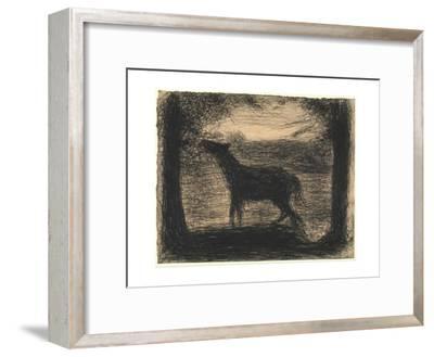 Foal (Le Poulain), 1882-83