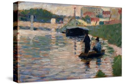 View of the Seine, 1882-83