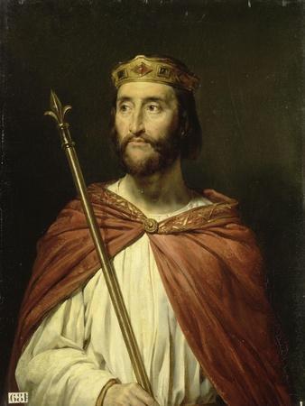Charles III, dit le simple, roi de France en 896 (879-929)