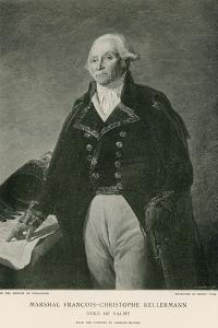 Marshal Francois-Christophe Kellermann by Georges Rouget
