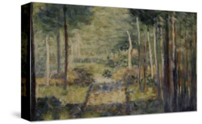 Allée en forêt, Barbizon