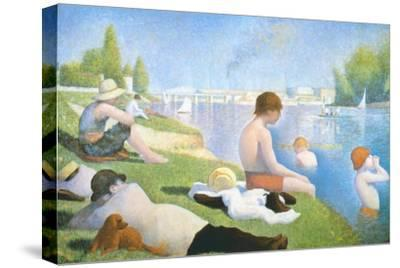 Bathing at Asnieres