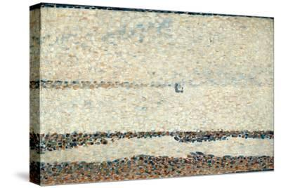 Beach at Gravelines, 1890