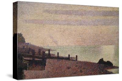 Evening, Honfleur