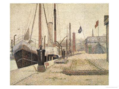La Maria at Honfleur, 1886