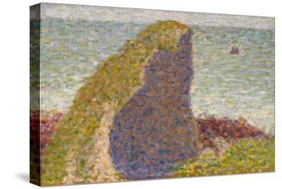 Le Bec Du Hoc, Grandcamp (Stud), 1885