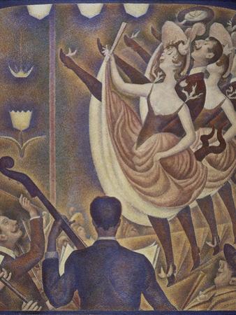 Le Chahut, 1890