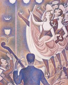 Le Chahut by Georges Seurat