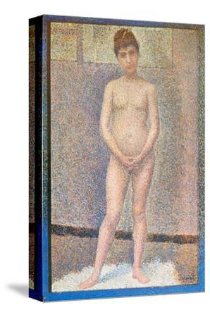 Nude Study Standing