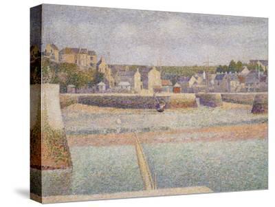 Port-En-Bessin: the Outer Harbor (Low Tide), 1888