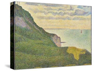Seascape at Port-En-Bessin, Normandy, 1888