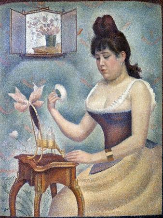 Seurat: Knobloch, 1889-90 by Georges Seurat