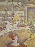 Bathers at Asnieres-Georges Seurat-Art Print
