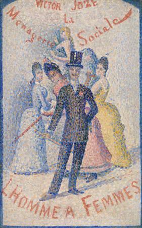 The Ladies' Man (L'Homme à femmes), 1890