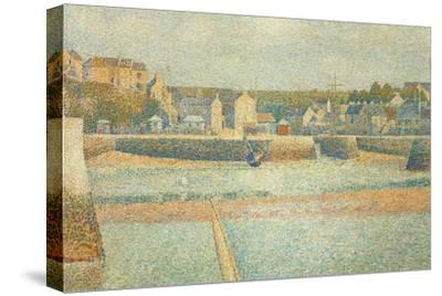 The Port and the Quay at Bessin