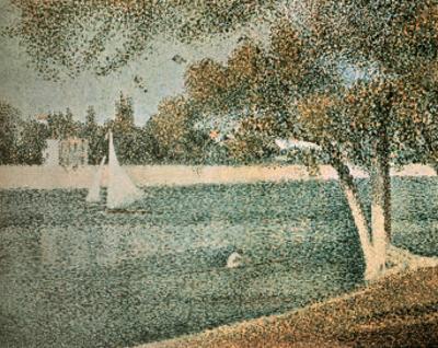 The Seine Near Grande Jatte
