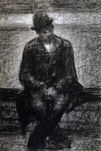Vagabond, C1880-1891 by Georges Seurat