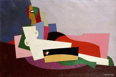 Nude Reclining, 1923