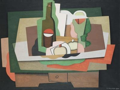 Still Life on a Table; Nature Morte Sur Une Table, 1925