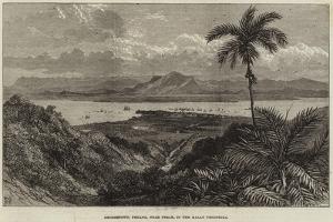 Georgetown, Penang, Near Perak, in the Malay Peninsula