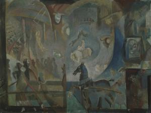 Circus by Georgi Bogdanovich Yakulov