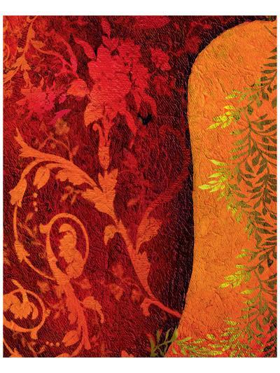 Georgia Cochineal II-Michael Timmons-Art Print