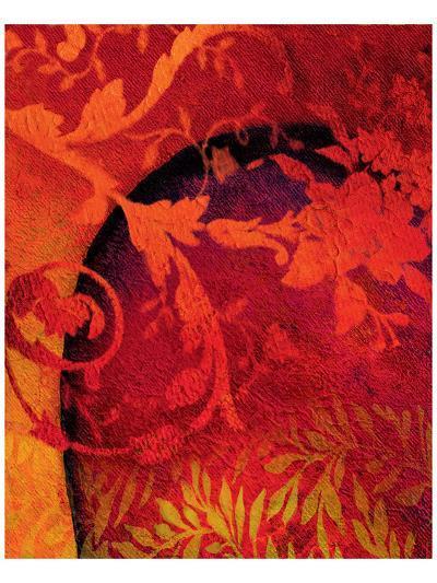 Georgia Cochineal III-Michael Timmons-Art Print